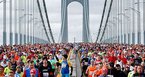 NYC Marathon Returns